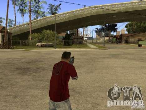 M4 Arma для GTA San Andreas четвёртый скриншот