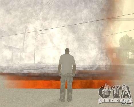 Смерч для GTA San Andreas второй скриншот