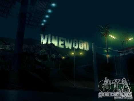 ENBSeries v1 для GTA San Andreas восьмой скриншот