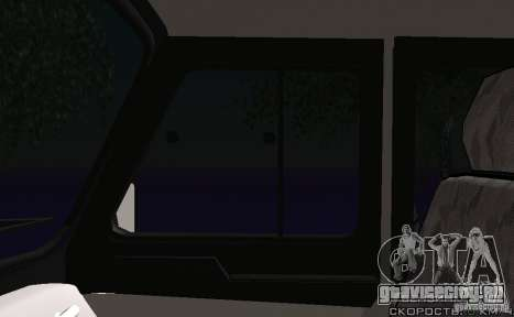 УАЗ-31512 Полиция для GTA San Andreas вид сбоку