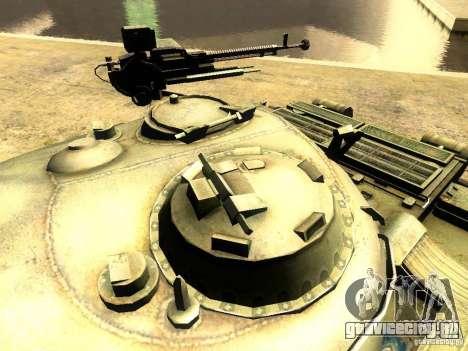 Type 59 V2 для GTA San Andreas вид сбоку