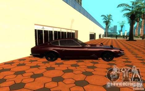 Nissan Fairlady Z 432 для GTA San Andreas вид слева