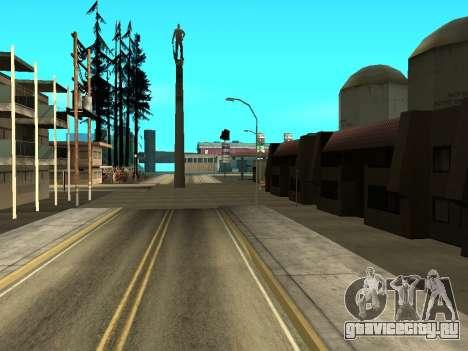 La Villa De La Noche v 1.0 для GTA San Andreas третий скриншот