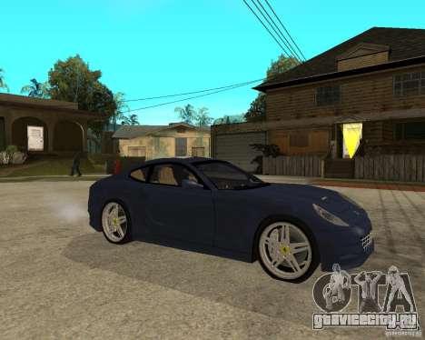 Ferrari 612 Kappa для GTA San Andreas вид справа