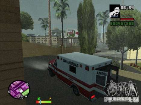 Auto-Repair для GTA San Andreas третий скриншот