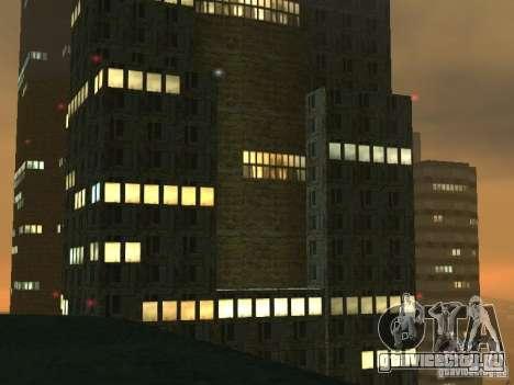 Новые текстуры небоскрёбов LS для GTA San Andreas четвёртый скриншот