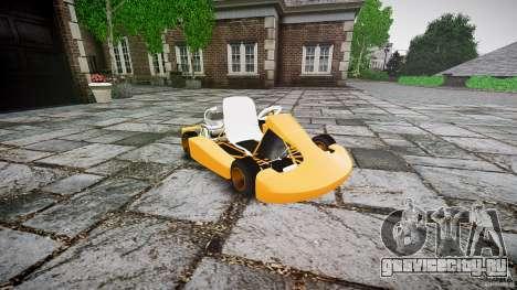 Karting для GTA 4