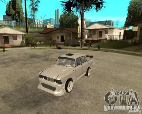 АЗЛК 412 tuned для GTA San Andreas