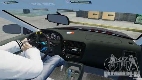 Honda Civic Si 1999 JDM [EPM] для GTA 4 вид справа