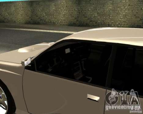 Azik Sultan для GTA San Andreas вид сзади слева