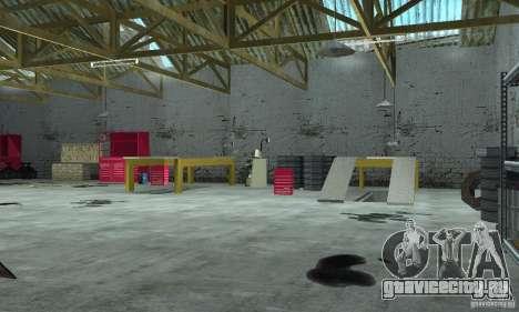 GTA SA Enterable Buildings Mod для GTA San Andreas второй скриншот
