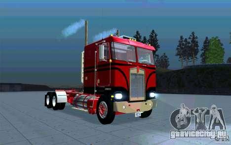 Kenworth K100 Extended Wheel Base для GTA San Andreas