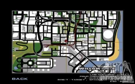 Новый магазин Дикси для GTA San Andreas седьмой скриншот