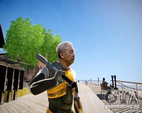 Morgan Freeman для GTA 4 четвёртый скриншот