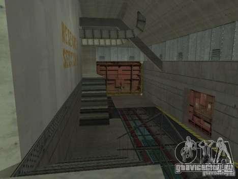 Открытая Зона 69 для GTA San Andreas пятый скриншот