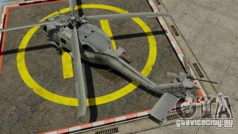 Вертолёт Sikorsky SH-60 Seahawk для GTA 4