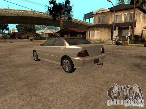 Chavos из Gta 4 для GTA San Andreas вид слева