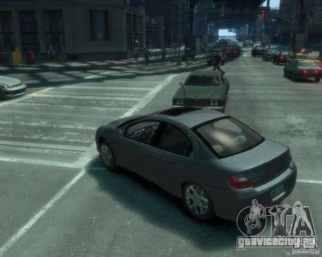 Dodge Neon 02 SRT4 для GTA 4