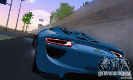ENBSeries by dyu6 v6.0 для GTA San Andreas четвёртый скриншот