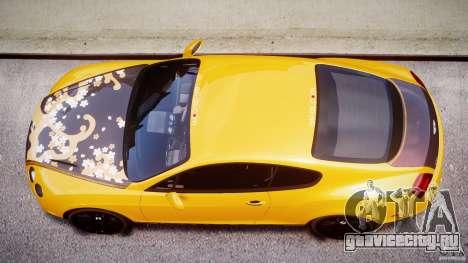 Bentley Continental SS 2010 ASI Gold [EPM] для GTA 4 вид снизу