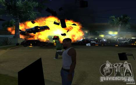 Рисование для GTA San Andreas третий скриншот