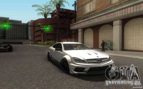 ENB Series by muSHa v1.0 для GTA San Andreas третий скриншот
