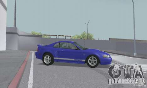 Ford Mustang GT 2003 для GTA San Andreas