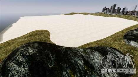 Соляная равнина для GTA 4 пятый скриншот