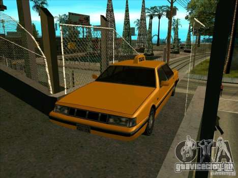 Intruder Taxi для GTA San Andreas