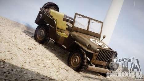 Jeep Willys [Final] для GTA 4