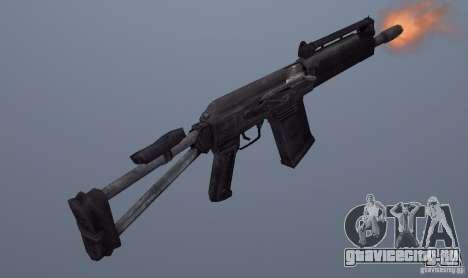 Izhmash Saiga-12K для GTA San Andreas второй скриншот
