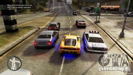 Traffic Load [Final] для GTA 4