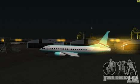 AT-400 во всех аэропортах для GTA San Andreas