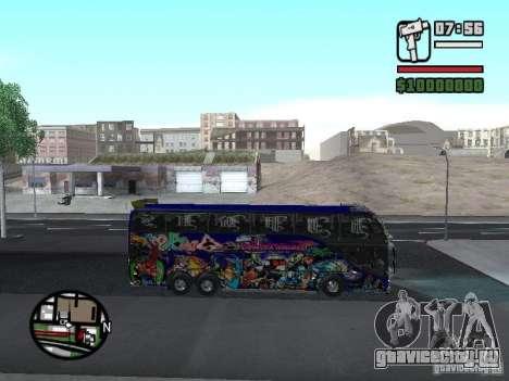 Neoplan для GTA San Andreas вид справа