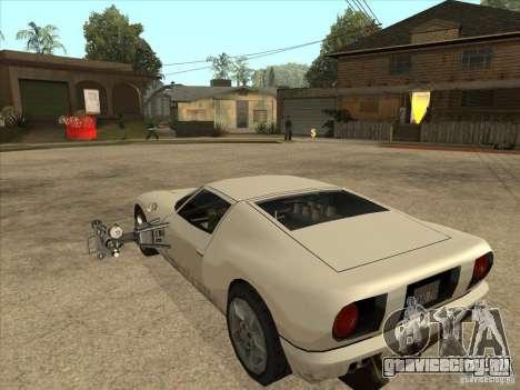 CLEO скрипт: Super Car для GTA San Andreas второй скриншот