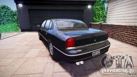 Chrysler New Yorker LHS 1994 для GTA 4