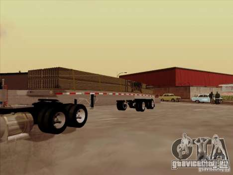 Trailer Artict1 для GTA San Andreas