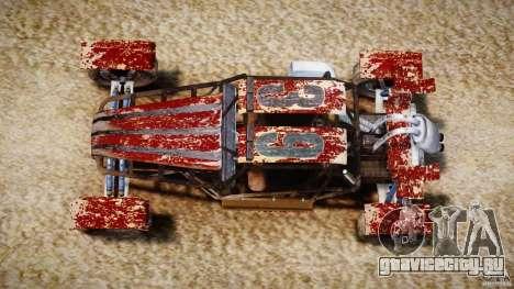 Buggy Avenger v1.2 для GTA 4 вид справа