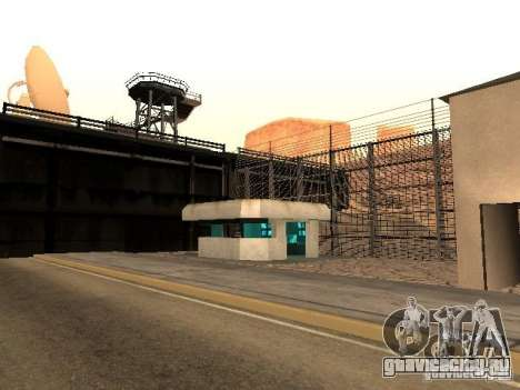 Prison Mod для GTA San Andreas третий скриншот