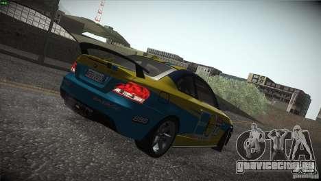 BMW 135i Coupe Road Edition для GTA San Andreas