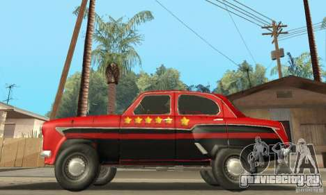 Москвич 407 1958 для GTA San Andreas