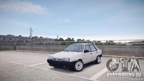 ВАЗ 21099 Спутник для GTA 4