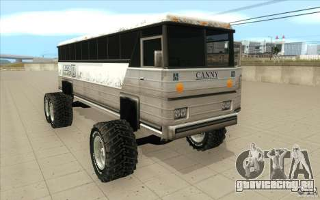 Bus monster [Beta] для GTA San Andreas