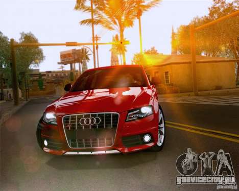 ENBSeries by ibilnaz v 3.0 для GTA San Andreas девятый скриншот