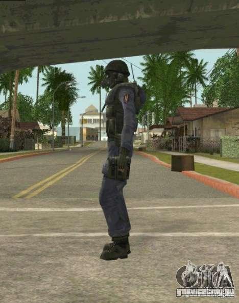 Counter-terrorist для GTA San Andreas десятый скриншот
