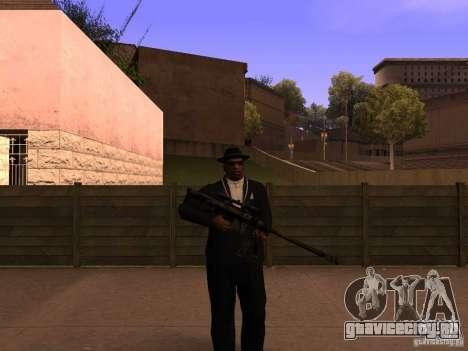 M95 Barrett Sniper для GTA San Andreas второй скриншот