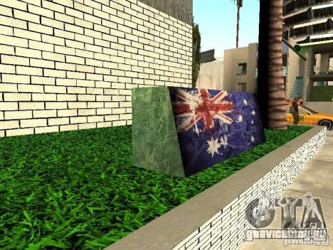 Госпиталь всех Святых для GTA San Andreas второй скриншот