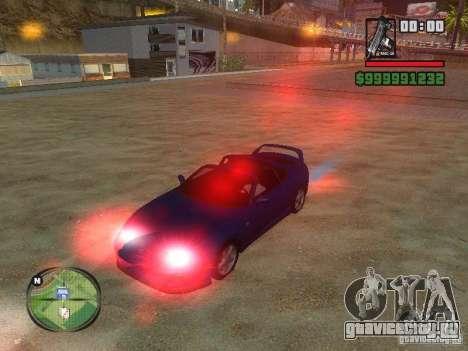 Xenon v3.0 для GTA San Andreas второй скриншот