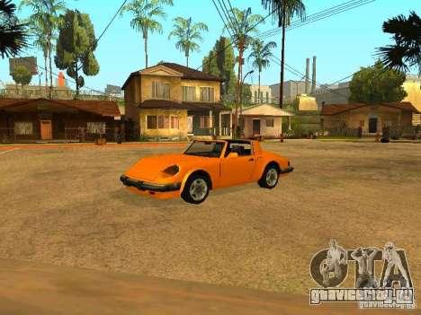 Спаун спортивных автомобилей для GTA San Andreas восьмой скриншот
