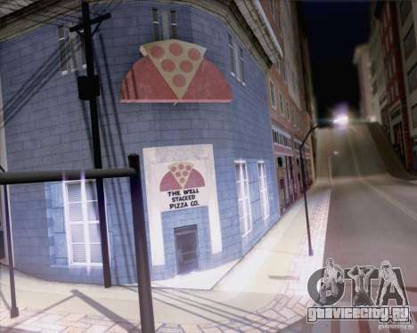 SA_NGGE ENBSeries v1.1 для GTA San Andreas шестой скриншот